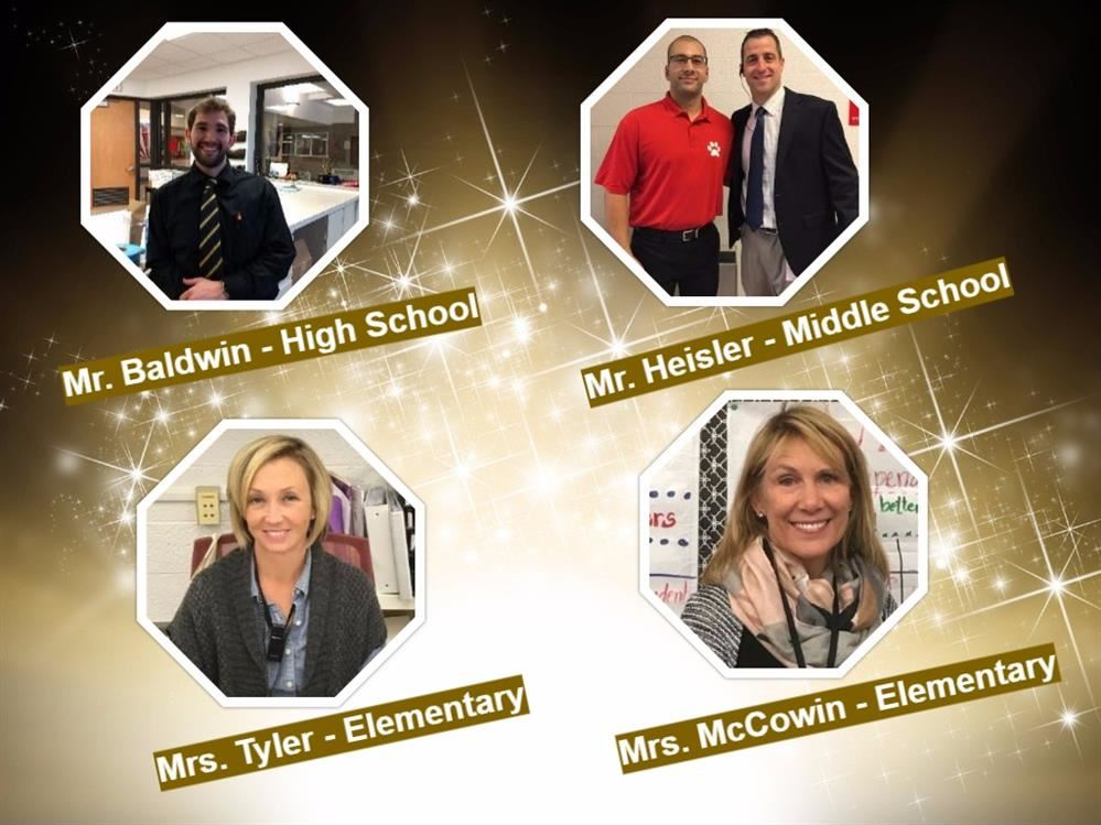 Congratulations to the H.O.P.E Award winners. Please click here for more Information.