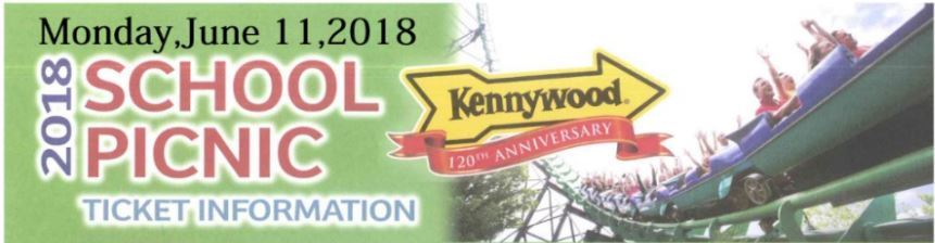 Kennywood Ticket Sales