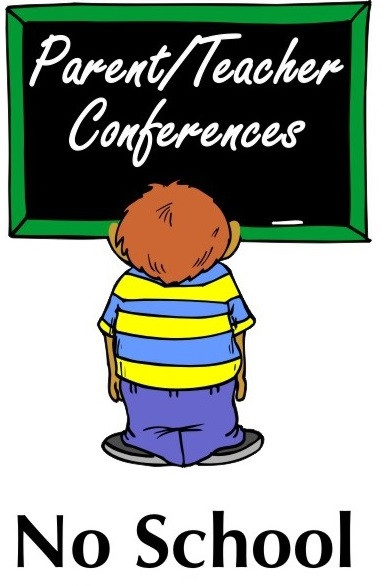 Monday, October 30, 2017 Act 80 Day<br/> No School for Students<br/> Parent - Teacher Conferences (K-12)