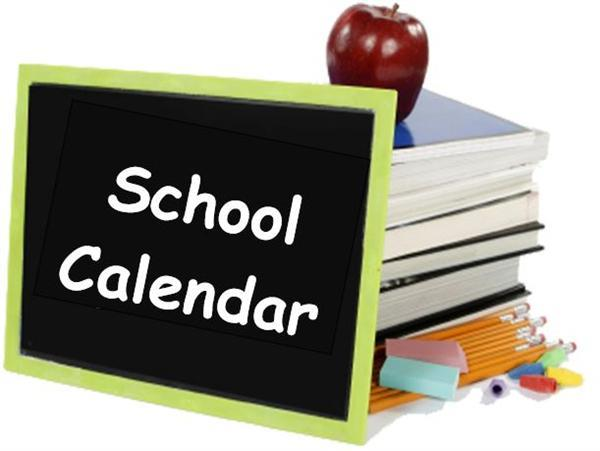 REVISED 2020-2021 SCHOOL CALENDAR - Approved 10-08-2020