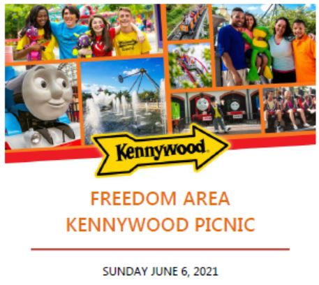 The School Picnic at Kennywood has been changed to August 23, 2020.