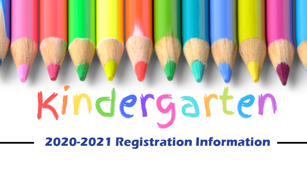 Dear Parent(s)/Guardian(s) of children registering for Freedom Area Elementary's 2020-2021 Kindergarten Program, please click here for information.
