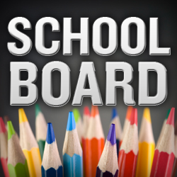 School Board Meeting 3/6/18 and 3/13/18 at 7 pm in the  Middle School Library.